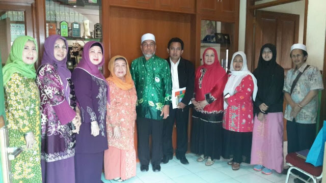 Alhamdulillah, Muslimat NU Thailand Dibentuk
