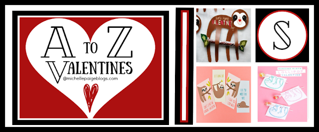 A to Z Valentines @michellepaigeblogs