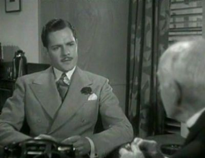 Donald Woods as Perry Mason