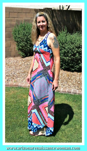 Eight Sixty Coretta Maxi Dress - Stitch Fix Keepers