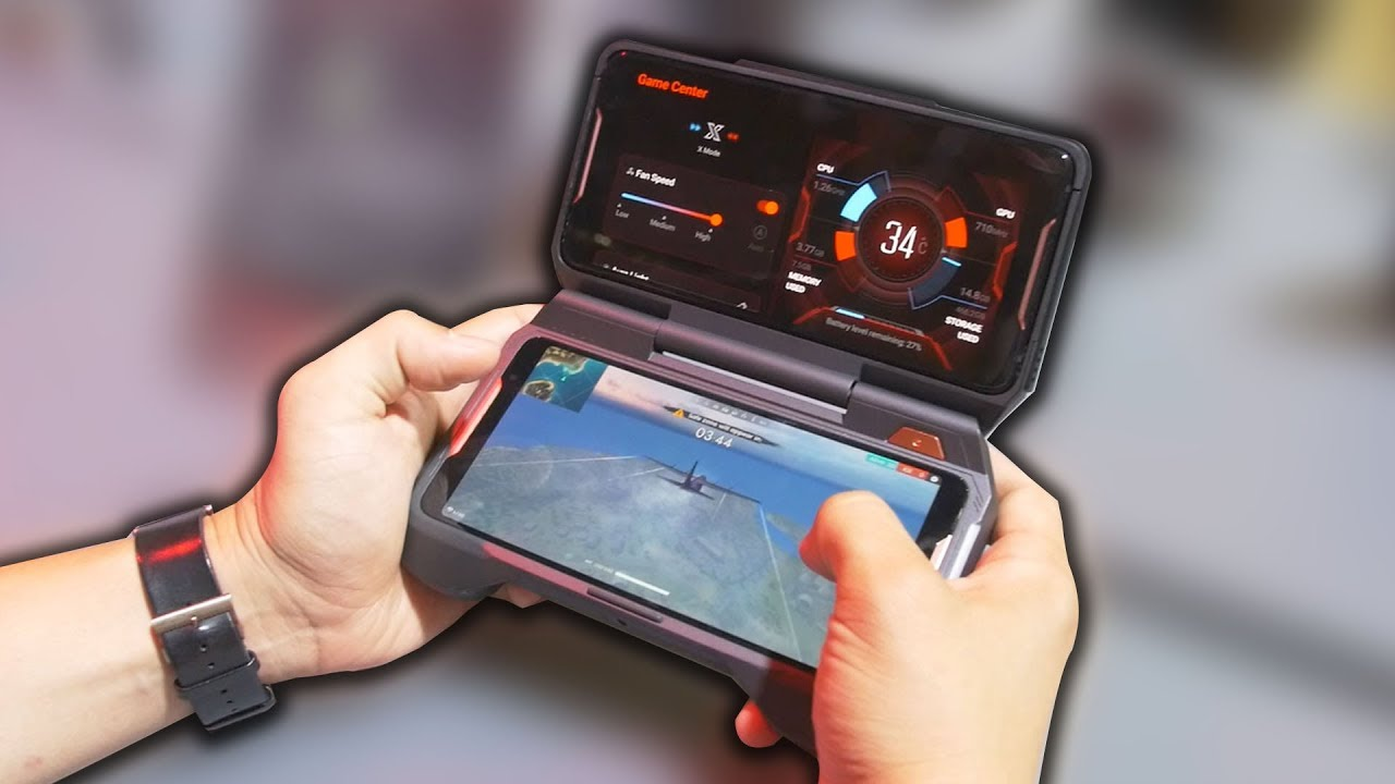 Asus ROG Phone 1st impressions: the primary vice smartphone