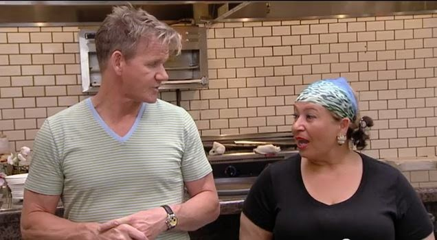 Kitchen Nightmares Flaming Grill