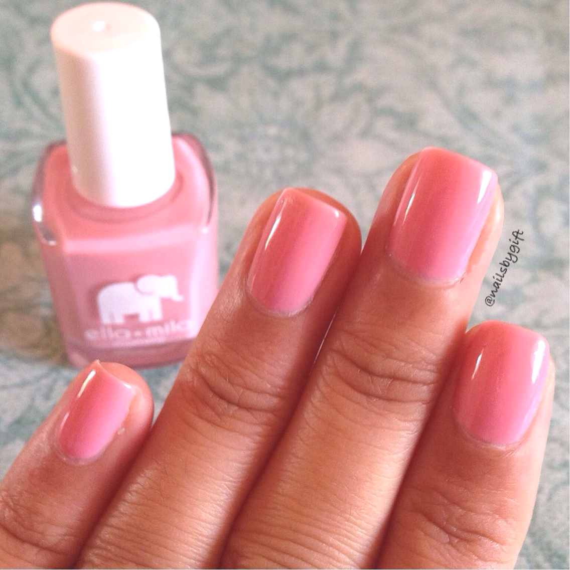 Nails By Gift Ella Mila Review