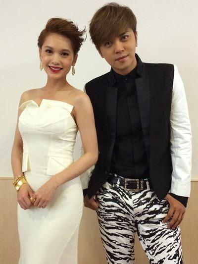 Hi My Sweet Show: [2014.06.03] Rainie Yang y Show Luo se ...  Hi My Sweet Sho...