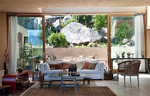 La Casa Nella Roccia.La Casa Nella Roccia Dettagli Home Decor