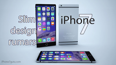 iPhone 7 Conceptual Picture According To Rumars