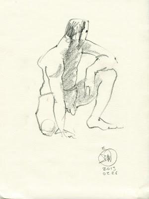 Sketch by David Meldrum, 20130226