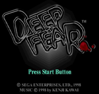 【SS】深海恐懼(Deep Fear) ,類似惡靈古堡的動作冒險解謎!