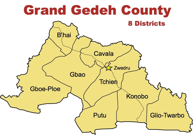 Image result for Grand Gedeh County