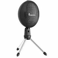 Eberry cobblestone microphone