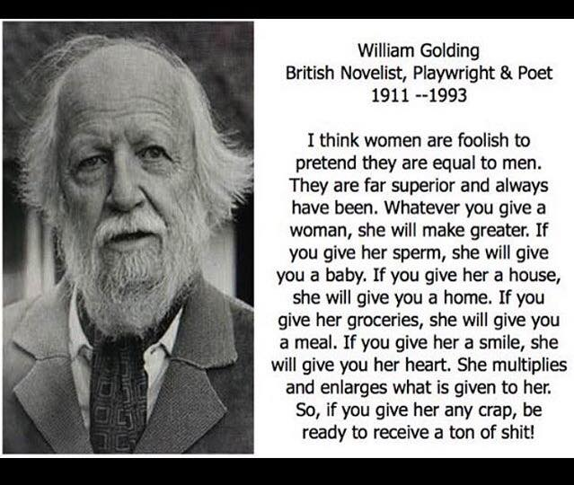 William golding poems