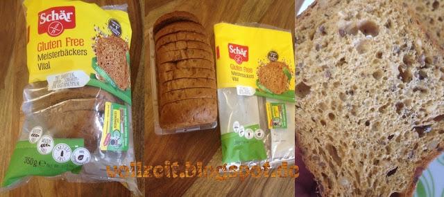 test frühstück brot wenige kalorien fettarm ohne gluten