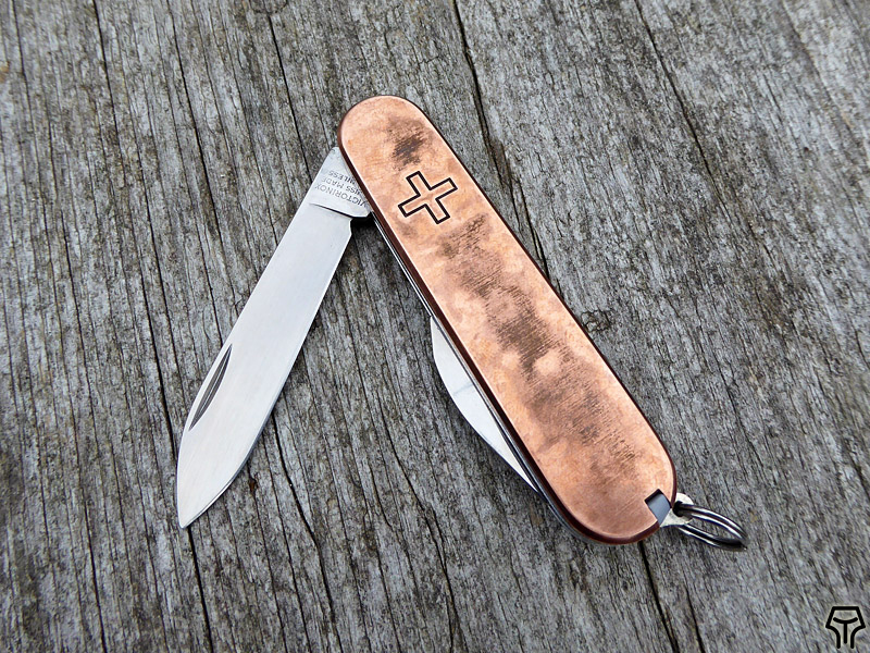Victorinox Swiss Army Knife Scales 15 Duromite