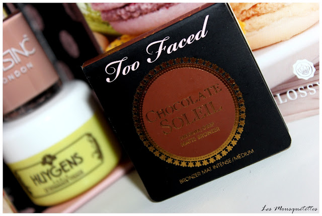 Glossybox Octobre 2015 Too Faced - Les Mousquetettes@