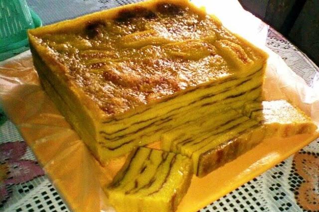 Kue Maksuba Palembang
