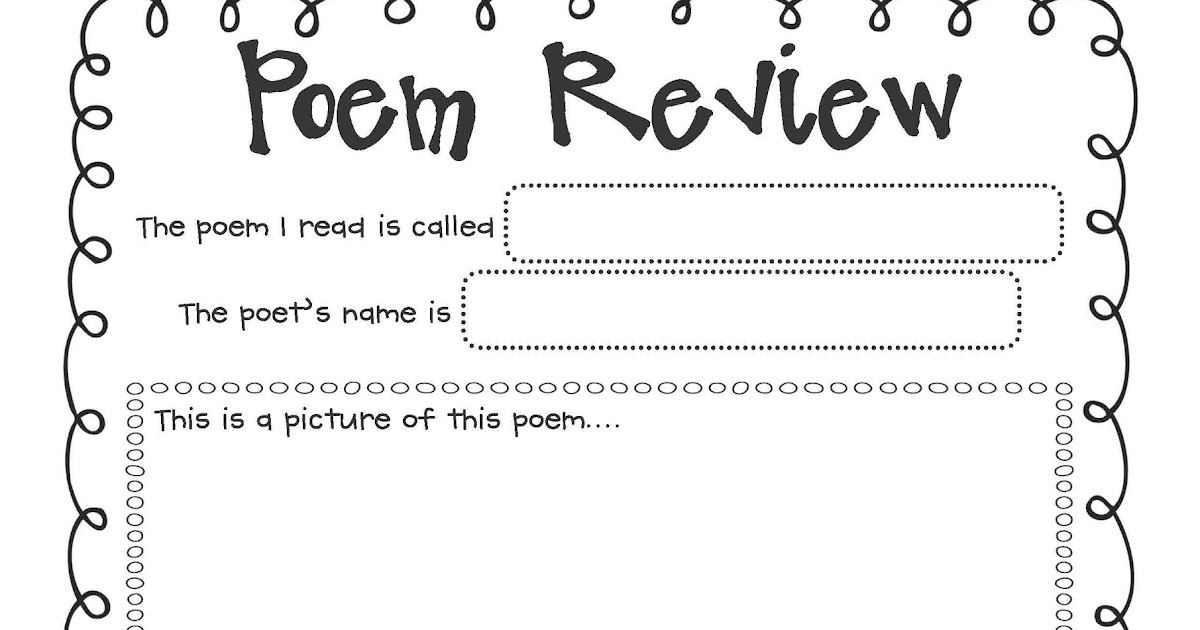 creative classroom world poetry day freebie. Black Bedroom Furniture Sets. Home Design Ideas