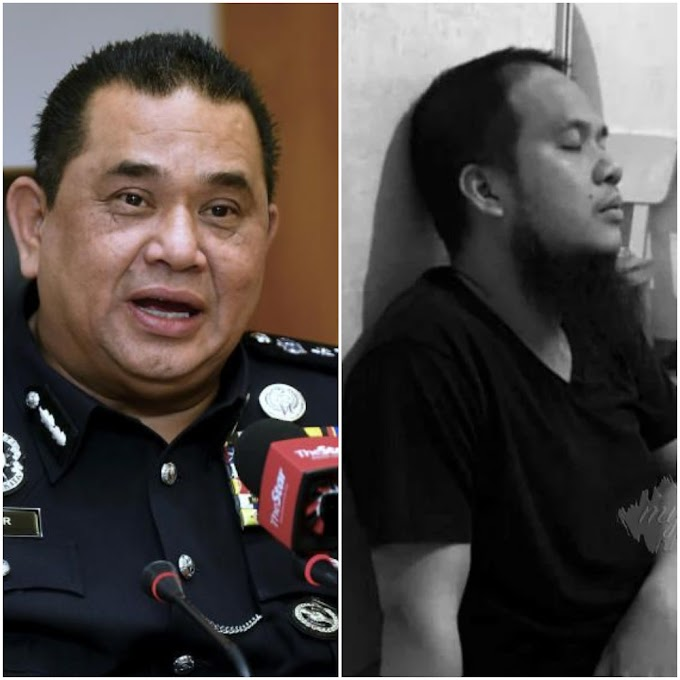Polis tidak halang Ebit Lew sampaikan sumbangan semasa PKP - Datuk Huzir Mohamed