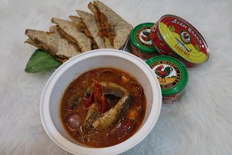 Cara Nak Masak Ikan Sardin bagi Sedap dengan ringkas