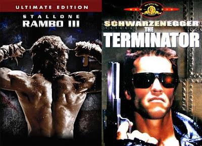Rambo II; Terminator
