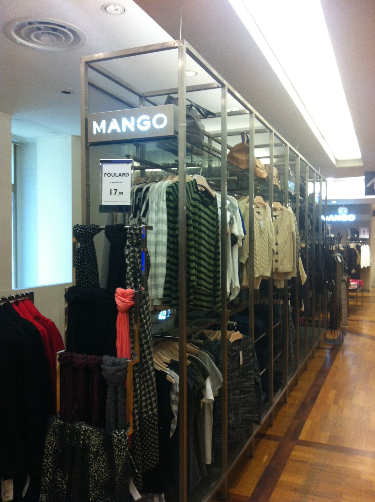 Mind The Style  Mango is back in town! 9f3f17b5239a
