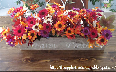 diy fall pallet boxes