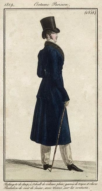 1805 Fashion Plate