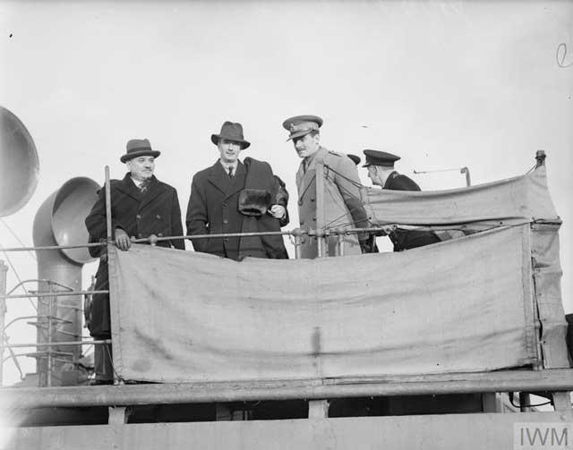 Anthony Eden and Ivan Maisky, 29 December 1941 worldwartwo.filminspector.com