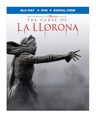 The Curse Of La Llorona Bluray