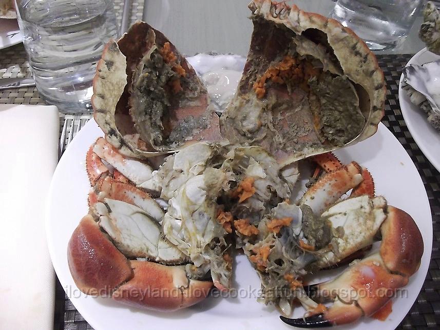 ilovedisneyland煮‧食‧樂: $198 食美國生蠔,法國麵包蟹自助晚餐 @ 協奏坊餐廳 (九龍珀麗酒店)
