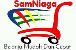 Samniaga.com , Tempat Belanja Online Terpercaya