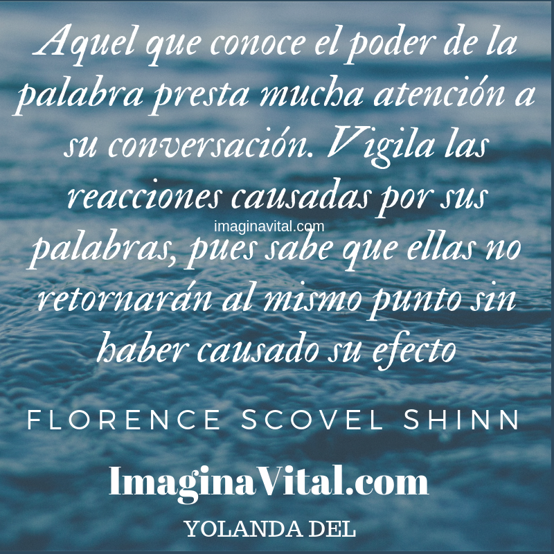 Metafísica: Florence Scovel Shinn