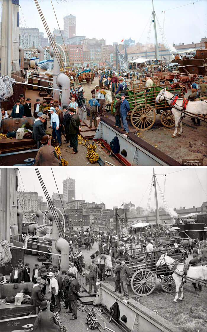 Artist Colorizes Old Black & White Pictures To Change The Way We View Historical Events