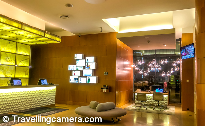 While in Warsaw for a week, I stayed in The Westin Hotel and this post shares about my experience of staying in this property and why do I feel that it's a good option or not. The Westin is certainly a known brand of luxury hotels who also have business hotels in different parts of the world. The very first Westin hotel I had seen was in Gurgaon and I loved it's interiors. Comparatively The Westin in Warsaw was as interesting at first glance, but let's explore more about it.