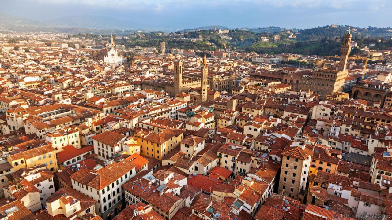 City Of Florence: The City Of Julius Caesar