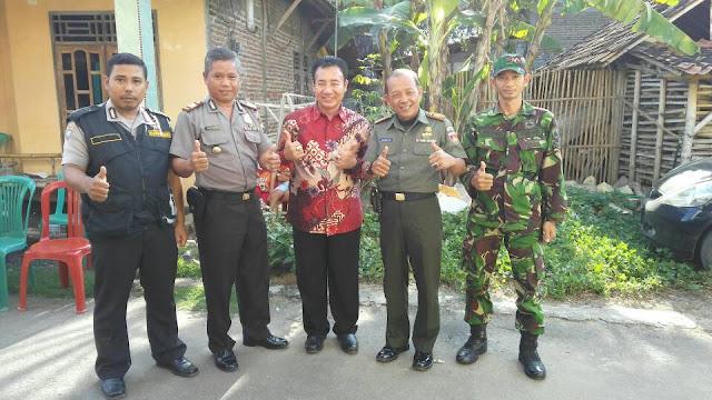 Anggota DPR RI Imam Suroso, Sosialisasikan Empat Pilar di Kecamatan Winong