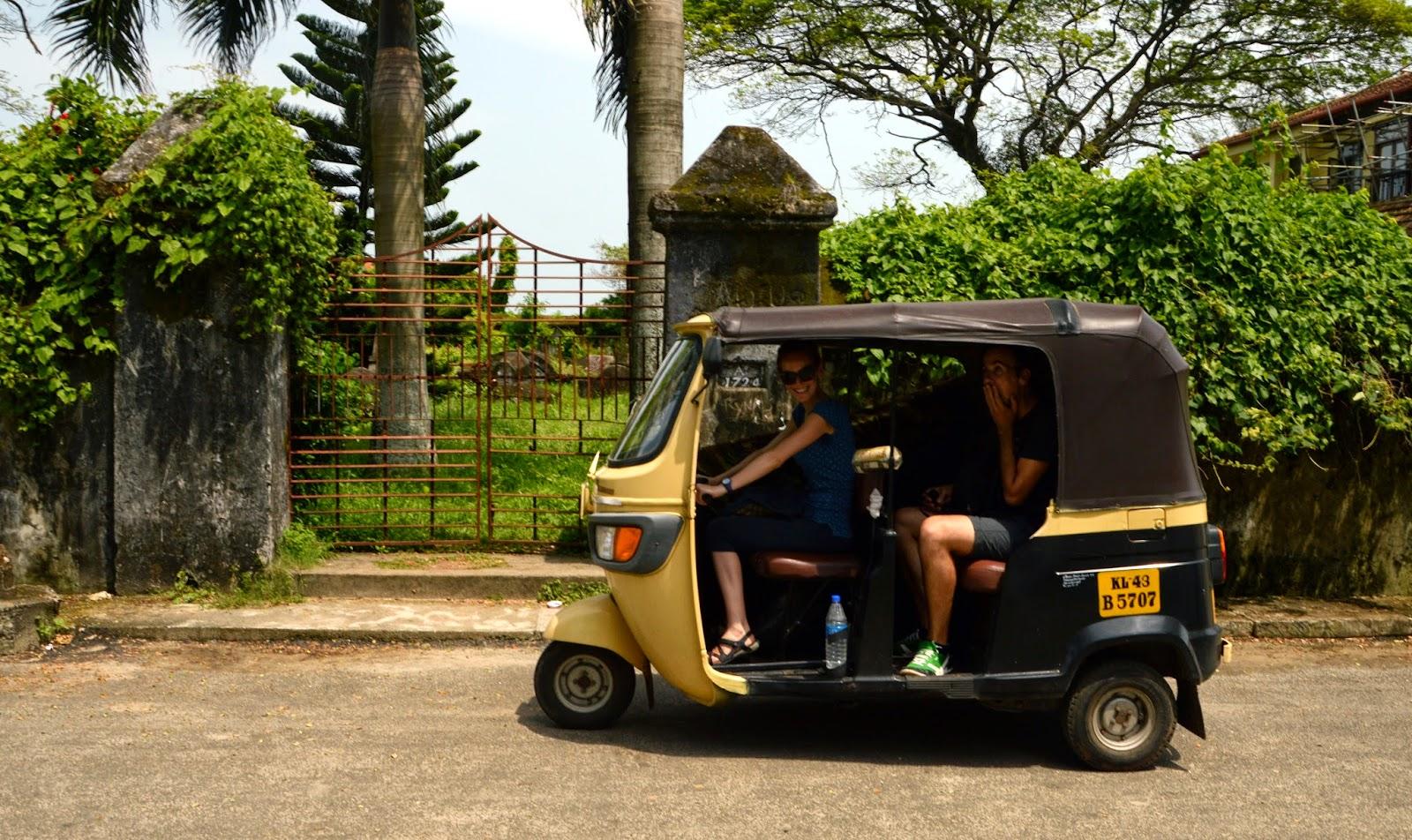 Viaje por libre sur de India