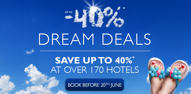 Club Carlson Dream Deals Private Sale DREAMDLS