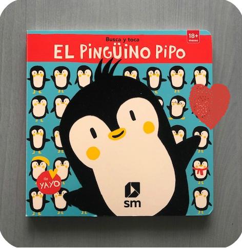 Nuestra biblioteca: El pingüino Pipo