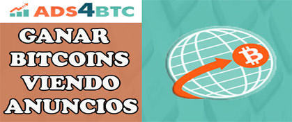 Ads4Btc Bitcoins Gratis