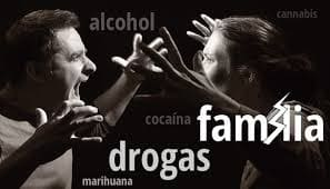 droga y familia