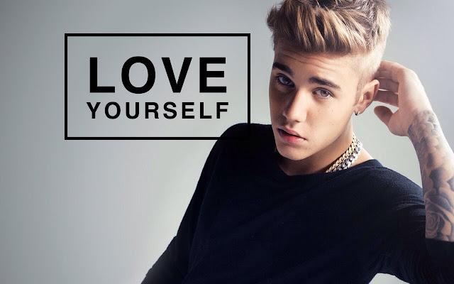 Lirik Lagu Justin Bieber - Love Yourself