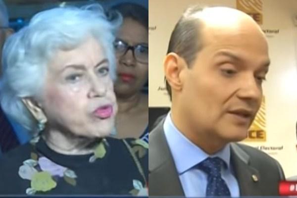 """Milagros: """"Es una vergüenza que el nieto de Trujillo aspire presidencia"""" VIDEO"""