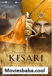 Kesari (2019) Full Movie Hindi HDRip 720p