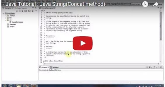 Java ee java tutorial java string concat method for Object pool design pattern java