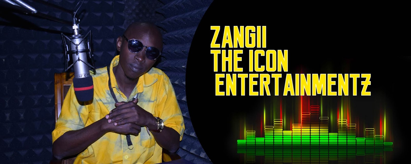 ZANGII THE ICON ENTERTAINMENTz