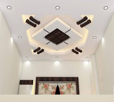 Latest Pop False Ceiling Designs Wall For Hall 2019
