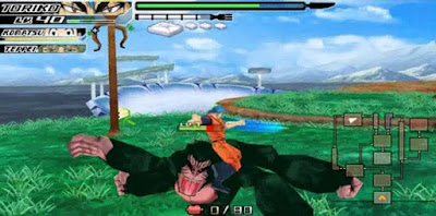 Download Toriko Gourmet Survival 2 PSP PPSSPP