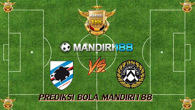 AGEN BOLA - Prediksi Sampdoria vs Udinese 25 Februari 2018