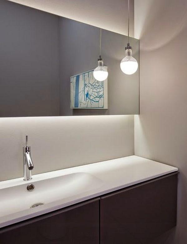 luminaire vanite salle de bain. Black Bedroom Furniture Sets. Home Design Ideas