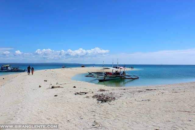 Sombrero island Burias